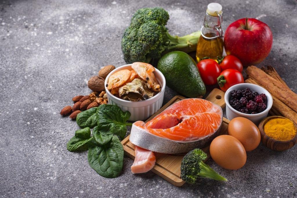 what food increases mental power