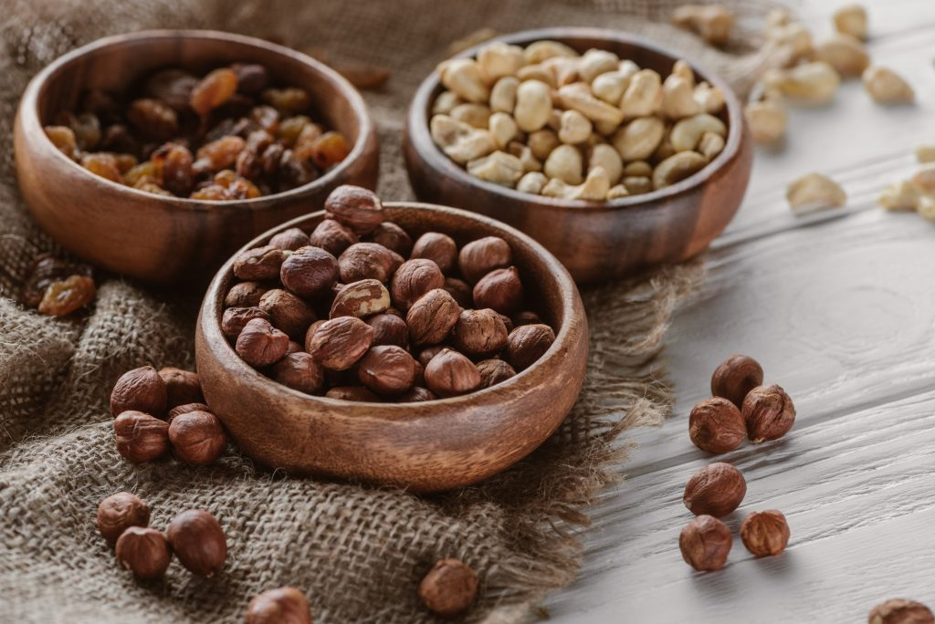 nuts for brain health